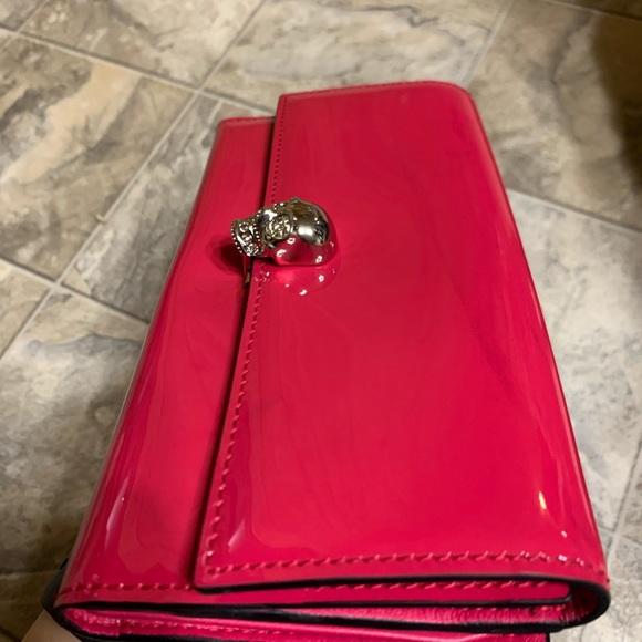 Alexander McQueen Handbags - Alexander McQueen Leather Wallet.